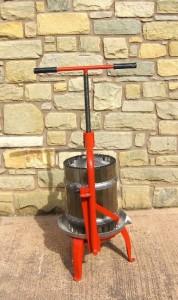 manual fruit press