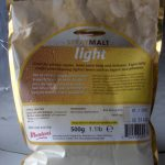 Malt Extract and Sugar